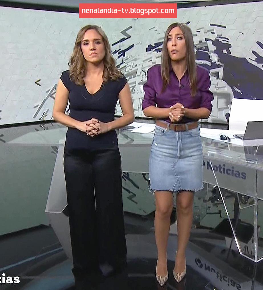 Alba Colegiala nenalandia tv: marina monzón y alba dueñas - a3 noticias