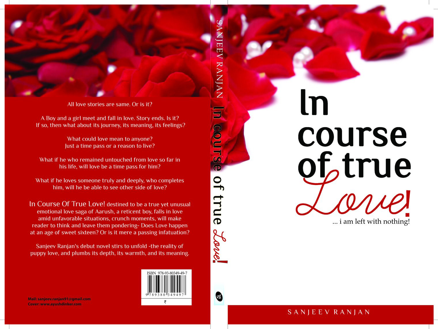 In course of true love by sanjeev ranjan