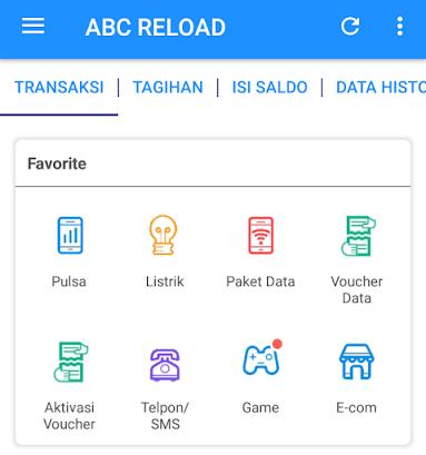 Cara Daftar ABC Reload