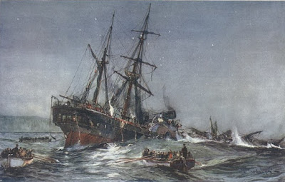 birkenhead-wreck