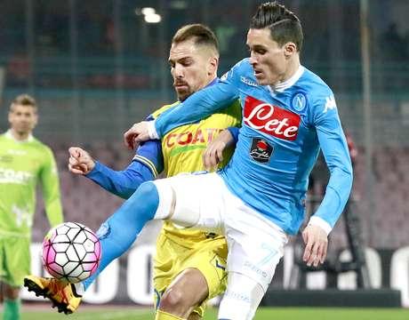 O que falta pro Napoli ser campeão da Série A?