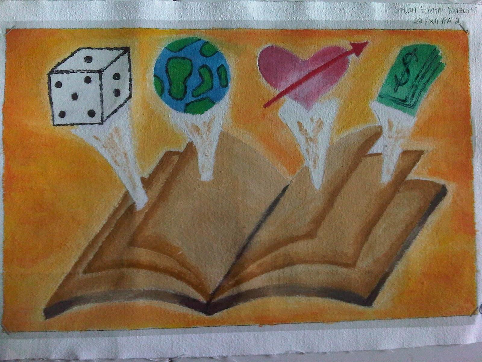 Lukisan Aliran Surealisme Related Keywords Suggestions Lukisan