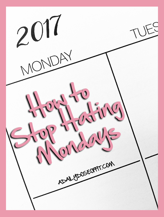 mental health, monday, planning, self help