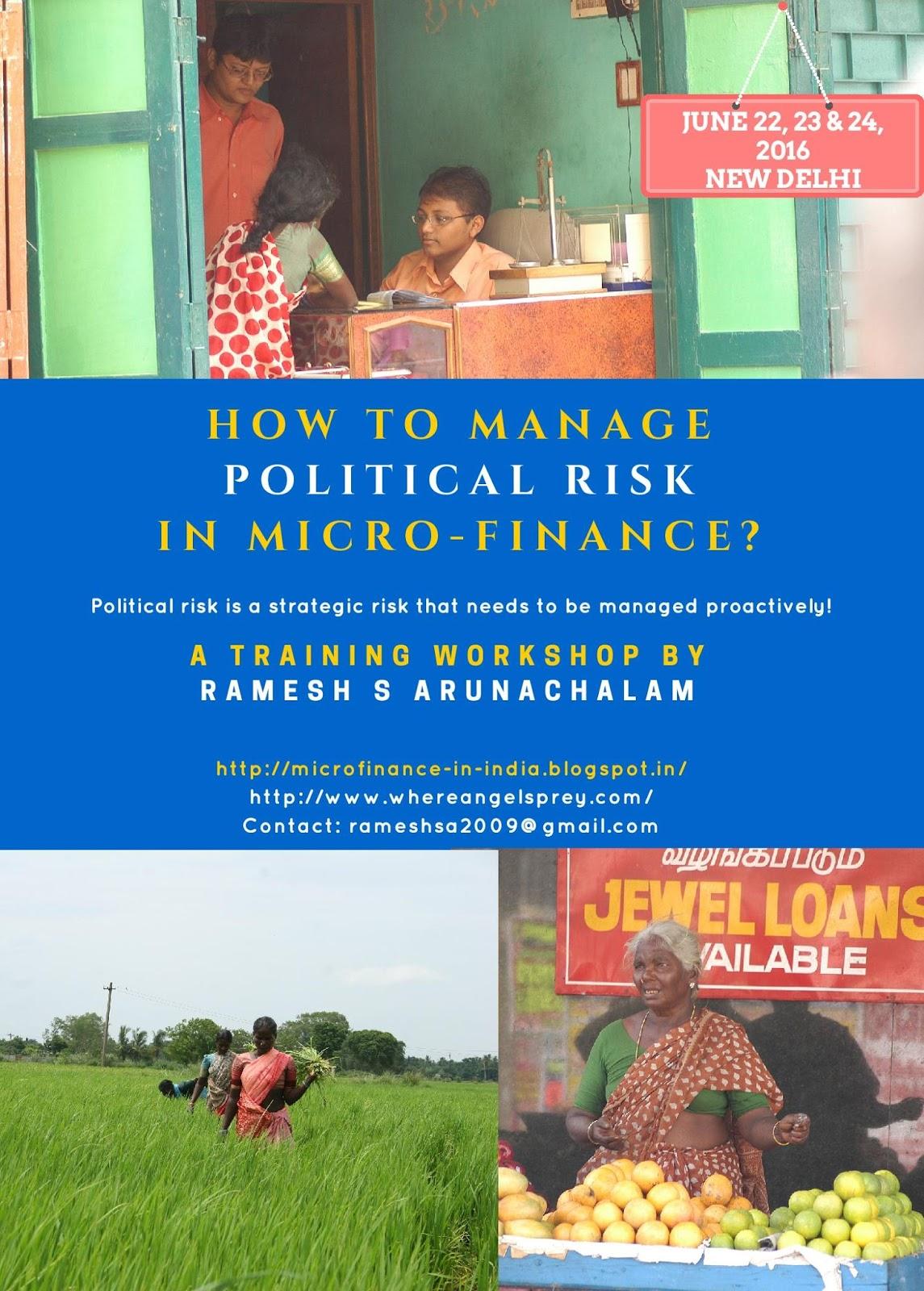 political risk in india pdf