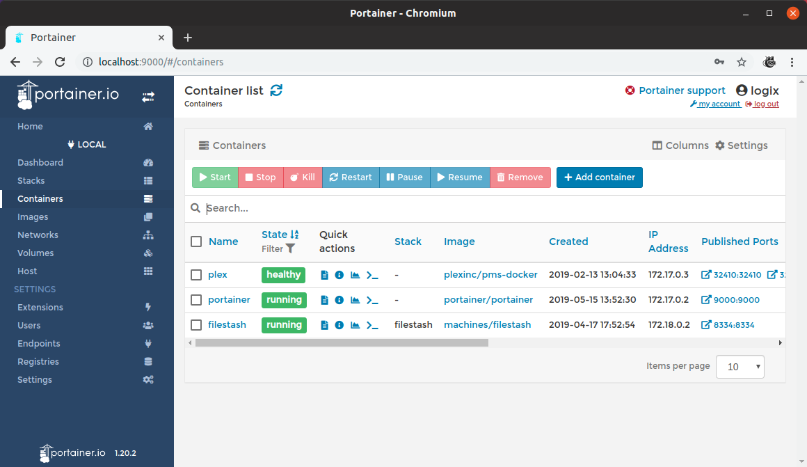 Portainer: Web-Based Docker GUI For Remote Or Local Use