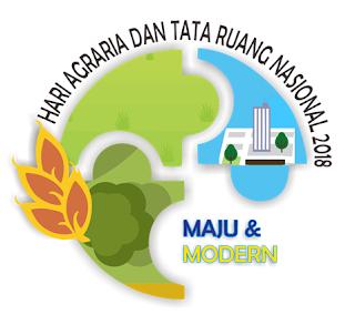 Desain Logo HANTARU Nasional 2018