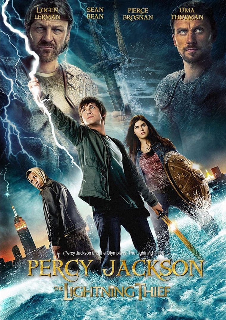Percy Jackson & the Olympians The Lightning Thief (2010) Hindi ORG Dual Audio 400MB BluRay ESubs Download
