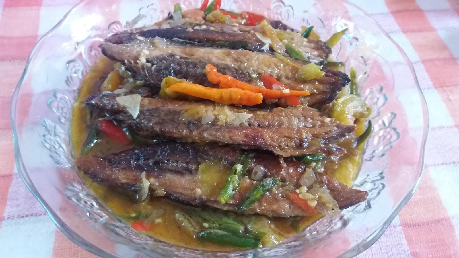 Resep Oseng Gereh Ikan Salem Ala Debora Aneka Resep Jajanan Indonesia