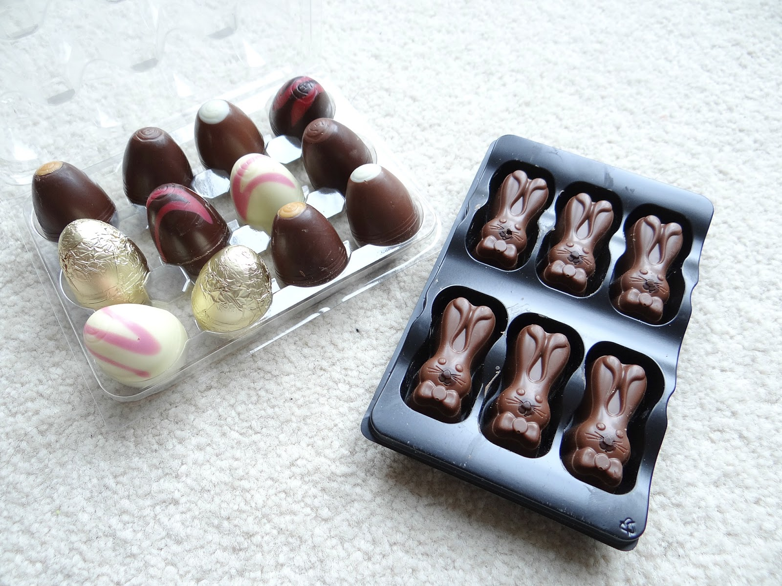 Hotel Chocolat, Easter Chocolate, Easter Bunnies and Eggs