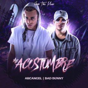 """Arcángel Se Encuentra Grabando El Videoclip De """"Me Acostumbre"""" Junto A Bad Bunny"""