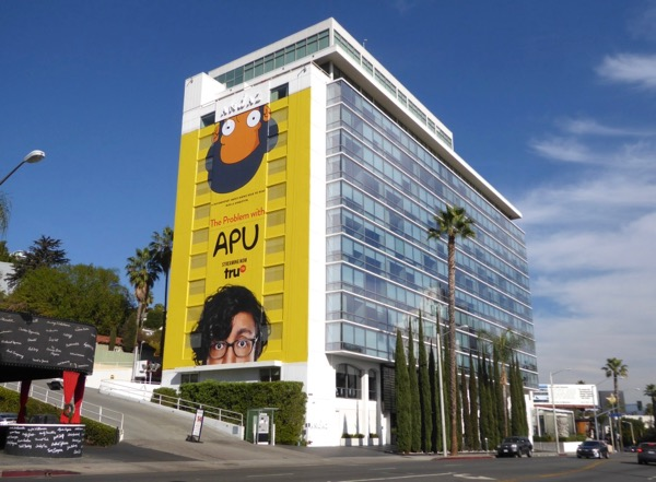 Problem with Apu giant billboard