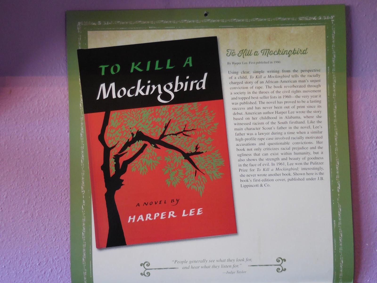 racism kill mockingbird harper lee