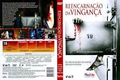 Reencarnação da Vingança (Body sob 19) DVD Capa