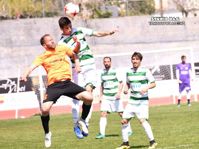 2-0 ο Παναργειακός τον ΑΟΚ Ζακύνθου