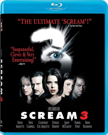 Scream 3 (2000) Dual Audio Hindi Bluray Movie Download