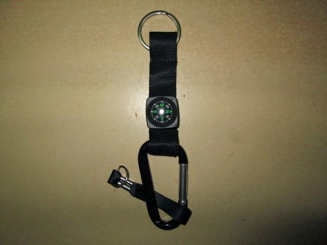 carabiner compass outdoor
