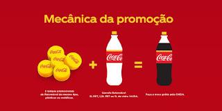 Promoção Junte e Troque Coca-Cola 2018