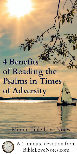 The Psalms give us comfort and expression