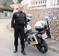 policia denunciante de sufrir mobbing