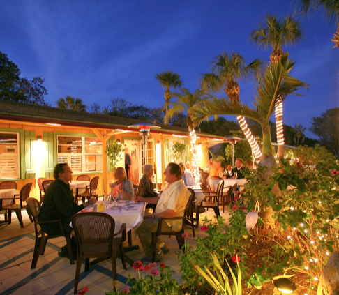 Harry S Continental Kitchen Longboat Key Florida