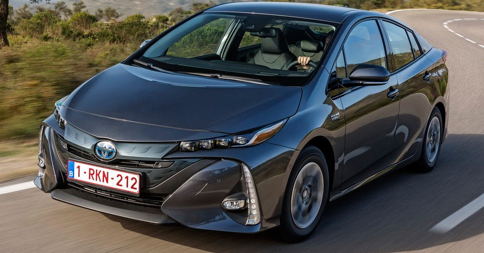 toyota details new prius plug in hybrid for european customers 100 pics. Black Bedroom Furniture Sets. Home Design Ideas