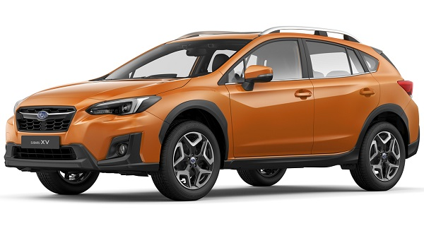Ficha Técnica: Subaru All-New XV CVT Limited (2018)