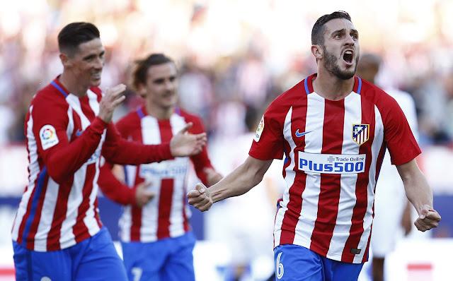 Sevilla e Atlético de Madrid fizeram duelo direto em La Liga