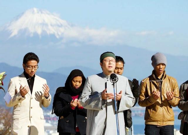Inilah Yang Membuat Islam Semakin Berjaya Di Jepang