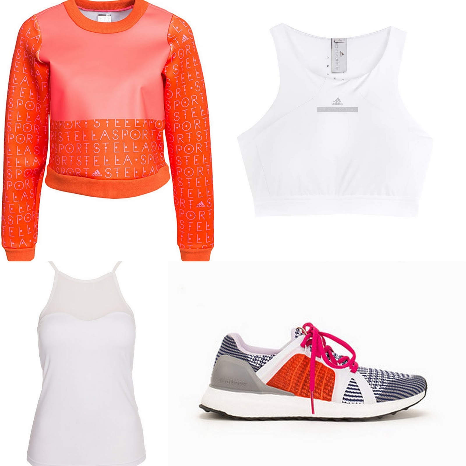 Sportswear / activewear bargains summer 2016