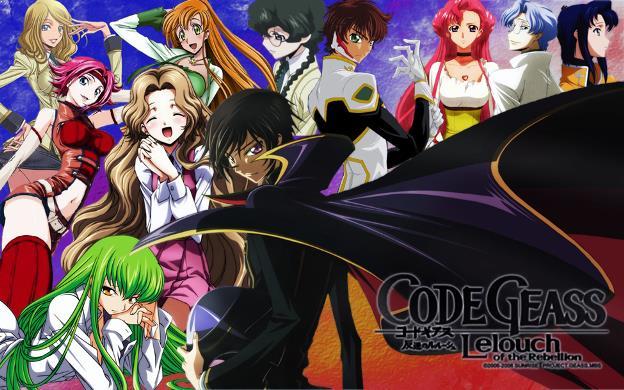 Code Geass - Best Anime Like Charlotte