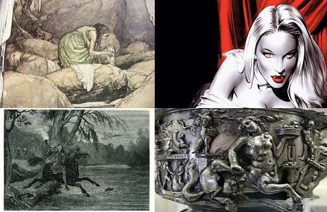 İngiliz Adalarının Büyüleyici Mitolojik Yaratıkları