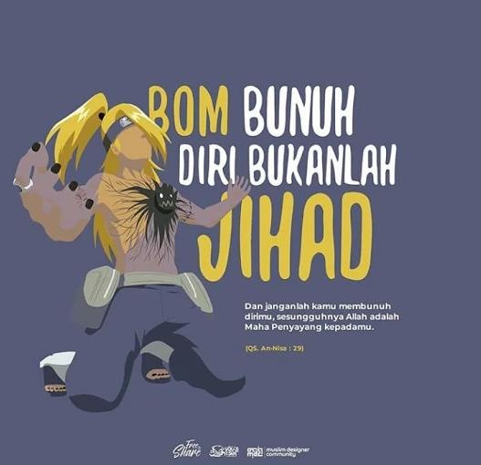 Paham Jihad yang Salah