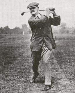J.H. Taylor shares the modern British Open record for largest margin of victory