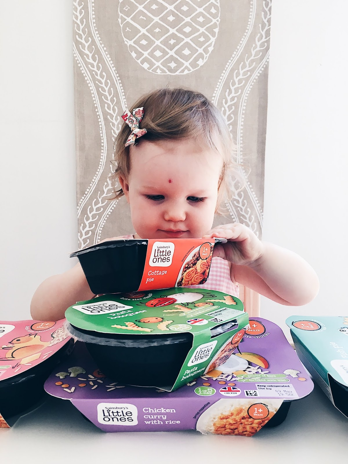 When It Comes To Eating Things Didnt Start Off Well With G I Started Weaning At Six Months But Had Stop Soon After Because The Reflux That She