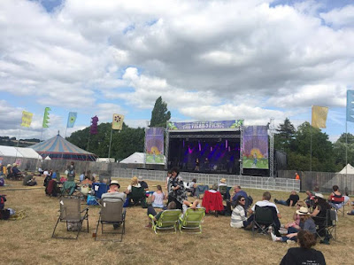 The vicars picnic festival Yalding