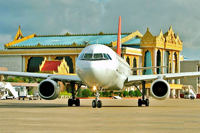thai lion air experiencias