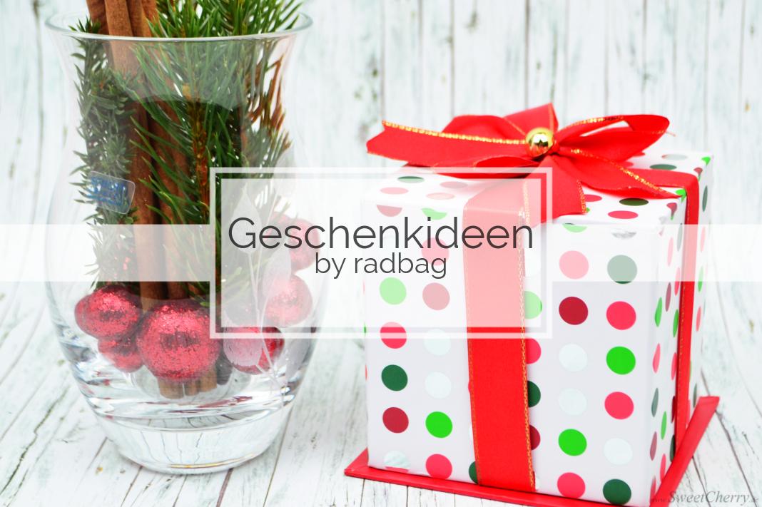 Geschenkideen aus dem Onlineshop Radbag.de