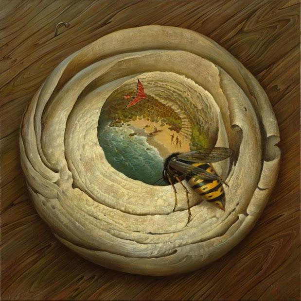Surrealism And Visionary Art Vladimir Kush
