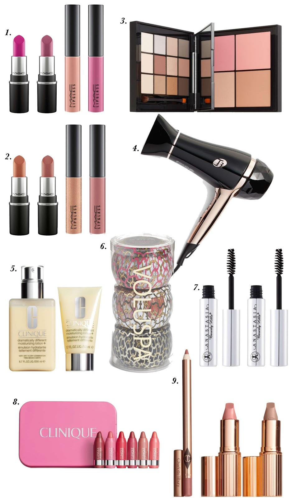 #NSale Beauty Recommendations - Click through to see more on Something Delightful Blog!