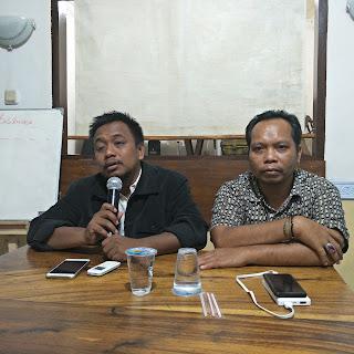 <b>Forum Orang Tua Korban Pengumuman Ganda Kelulusan Unram Ancam Lapor Ke Polda dan Ke Bareskrim Jakarta</b>