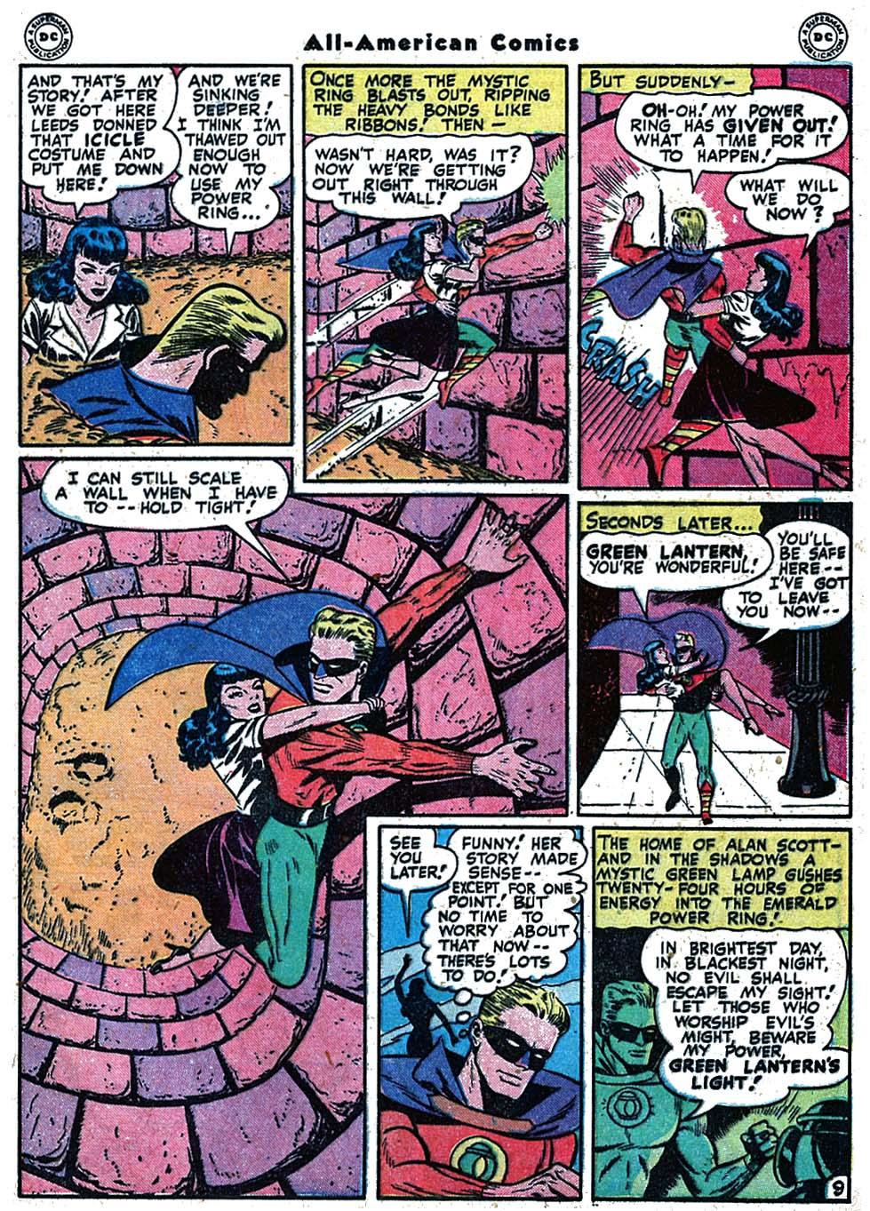 Read online All-American Comics (1939) comic -  Issue #90 - 11