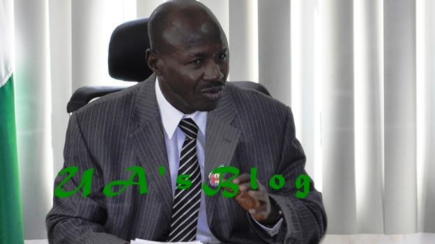 EFCC boss, Magu, laments alleged conversion of banks to fraud, laundering institutions