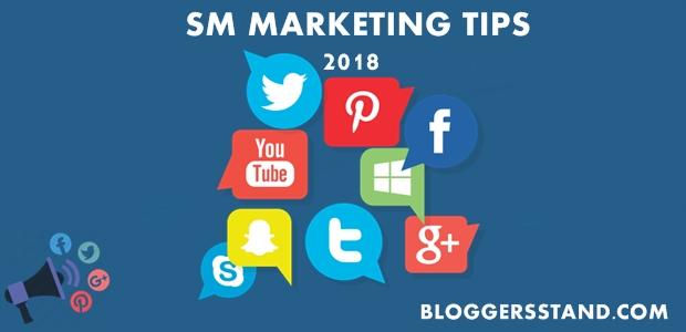 Prime 4 Social Media Advertising Tricks to Enhance Site visitors in 2018