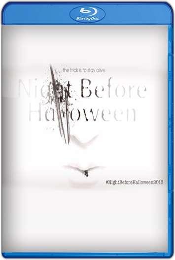 La Noche antes de Halloween (2016) HD 1080p y 720p Latino
