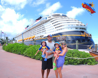 Cruising Disney Dream with Toddlers and PreK