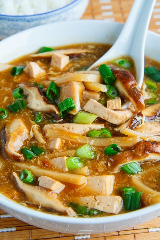 ★★★★☆ 7561 ratings | Quick and Easy Chinese Hot and Sour Soup #HEALTHYFOOD #EASYRECIPES #DINNER #LAUCH #DELICIOUS #EASY #HOLIDAYS #RECIPE #Quick #Easy #Chinese #Hot #Sour #Soup