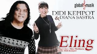Lirik Lagu Eling - Didi Kempot & Diana Sastra