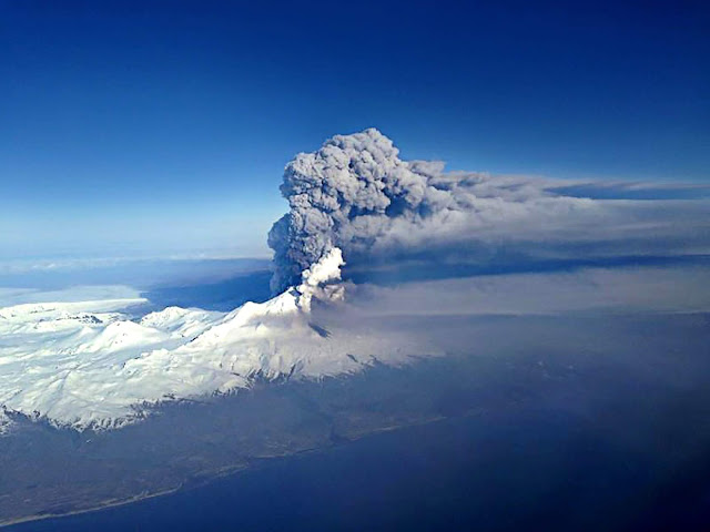 Ash From Dinosaur-era Volcanoes Linked With Shale Oil, Gas
