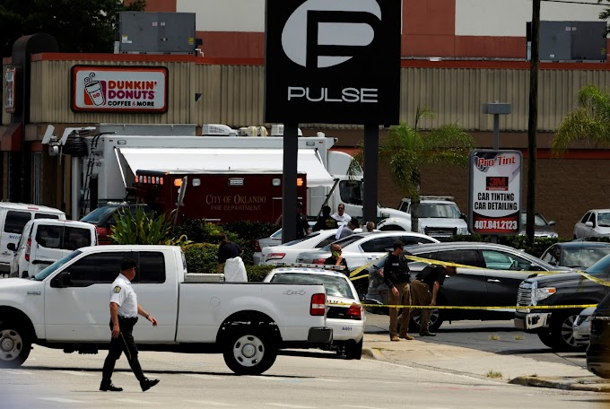 Tragedi Pulse Orlando Duka Kita Sebagai Manusia