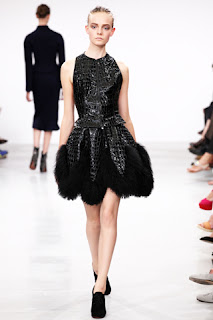 Couture Fall 2011:Highlights from the Azzedine Alaia Show
